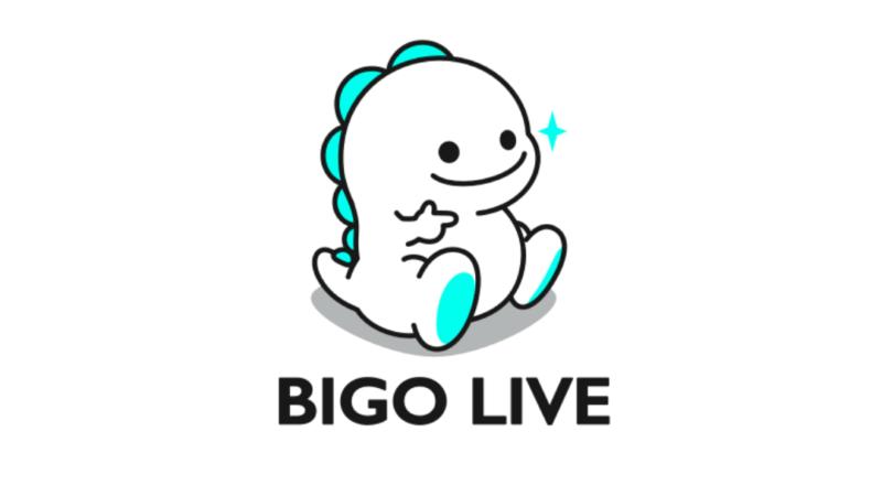 BIGOLIVEのアプリ起動画面