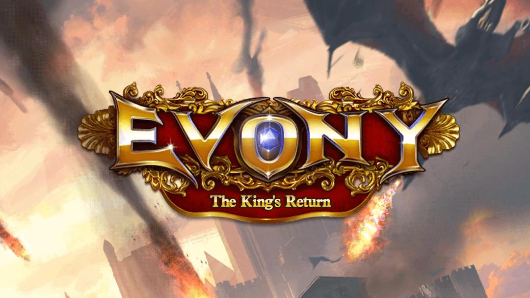 evony-the king's return-のタイトル画像